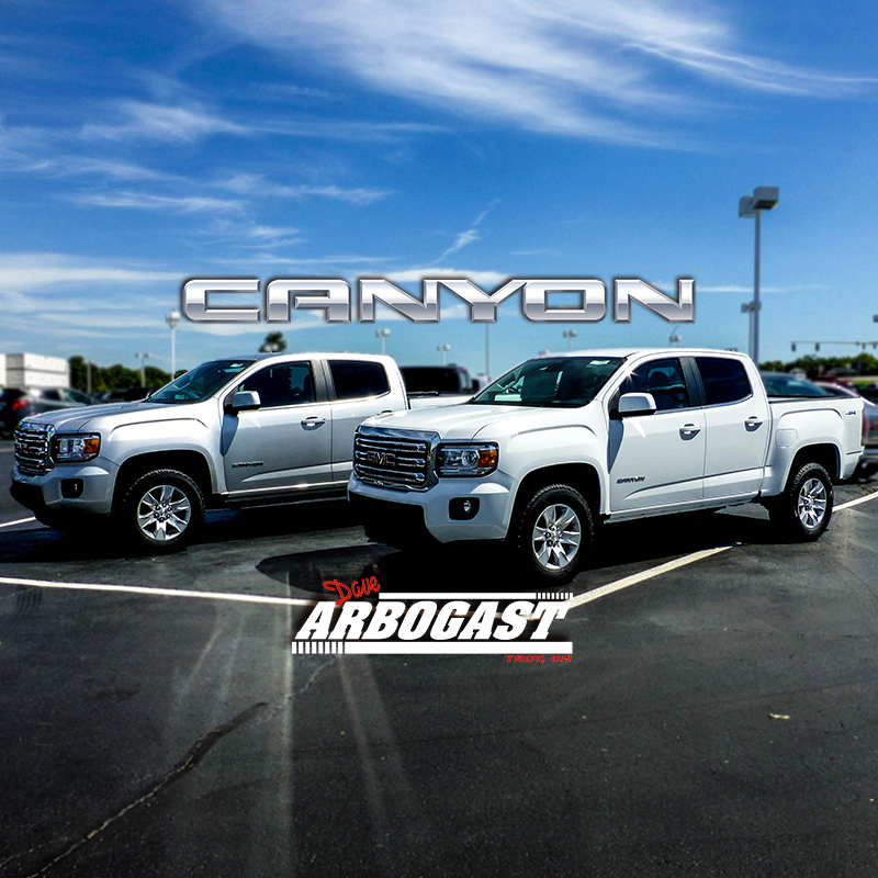 2016 Midsize Truck of Year GMC Canyon