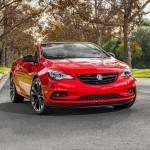 Sport Red Buick Cascada Sport Touring