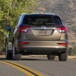 Buick Envision Safety