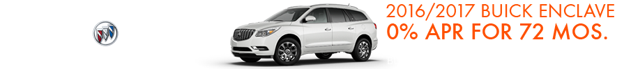 Zero-Percent-Financing-Buick-Enclave-December