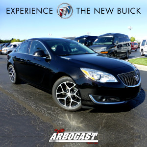2017 Buick Regal Vehicle Review Dave Arbogast