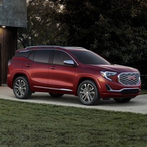 What S New For The 2018 Gmc Terrain