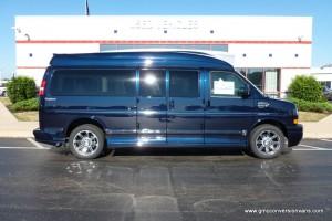 2013 Explorer 9-Passenger Conversion Van