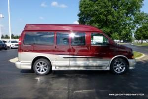 2013 Southern Comfort Conversion Van