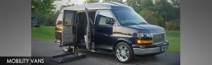Mobility and Handicapped Accessible Vans
