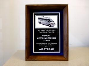 Arbogast Airstream Award