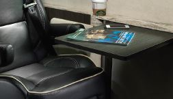 Autostream Autobahn tables and chairs
