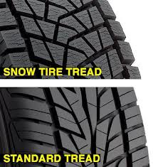 Choosing Snow Tires Conversion Vans