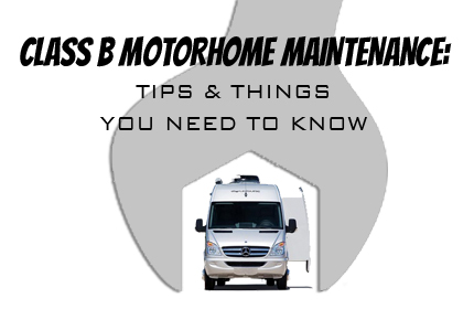 Class B Motorhome Maintenance