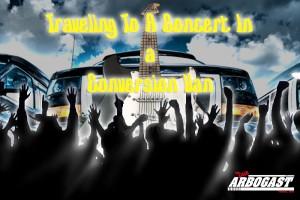 Concert In a Conversion Van