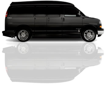 Conversion Van Or Motorhome