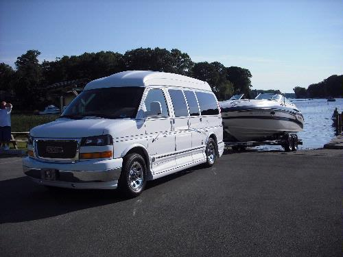 Conversion Vans The Ultimate Towing Vehicle