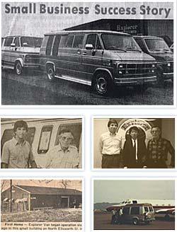 Explorer-Conversion-Vans-History
