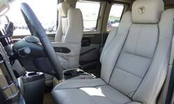 Explorer-Conversion-Vans-Leather-Seating