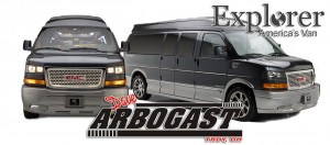 Explorer Conversion Vans | Dave Arbogast