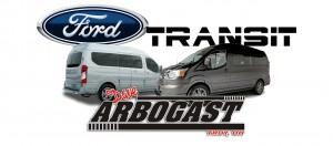 Ford Transit Conversion Vans | Dave Arbogast