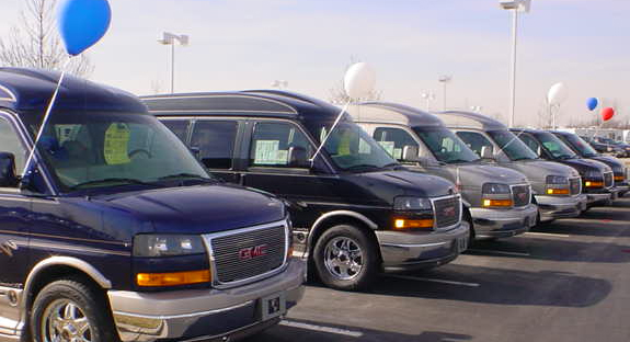 Largest Conversion Van Dealer