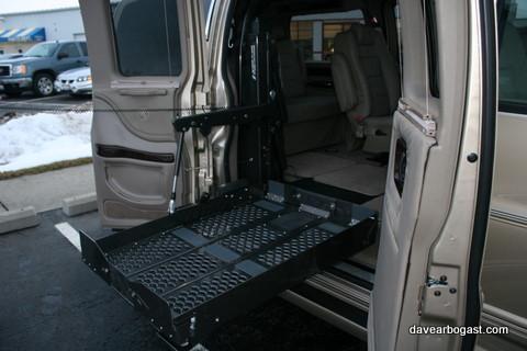 Mobility Van2