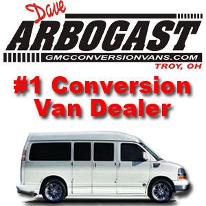 Number 1 Conversion Van Dealer