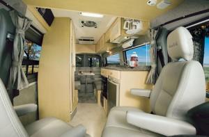 Roadtek Interior