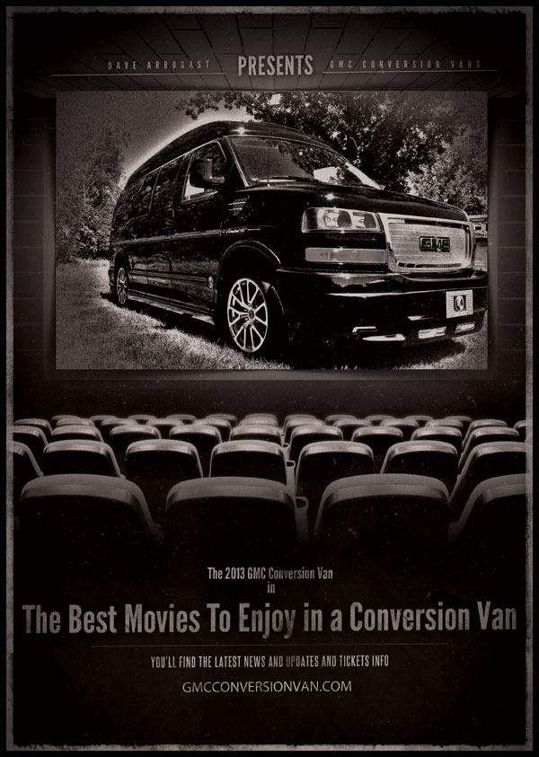 Roadtrip Movies Conversion Van Travel