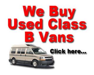Sell Class B Motorhome