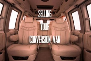 Selling your conversion van