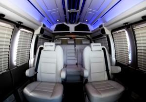 Sherrod Van Interior 1