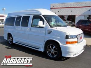Southern Comfort Van