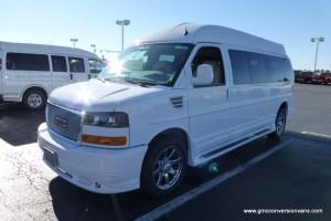 Southern comfort conversion van