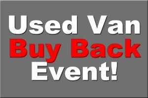 Used Van Buy Back Event