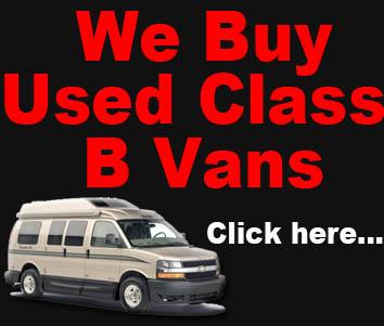 We Buy Used Class B