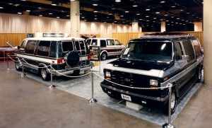 classic conversion vans