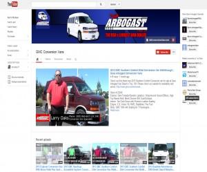 conversion vans youtube