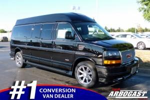 diesel conversion vans