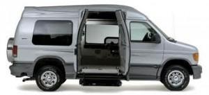 mobility conversion van