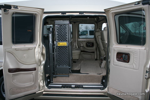 mobility van1