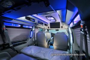 southern comfort interior
