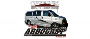 Customizers Conversion Vans | Dave Arbogast