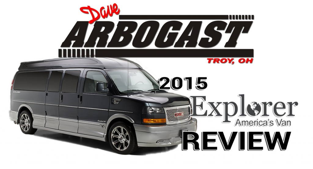 2015 Explorer Van Review