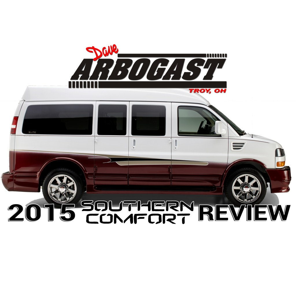 2015 Southern Comfort Elite Van Review