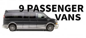 Nine Passenger Conversion Vans | Dave Arbogast