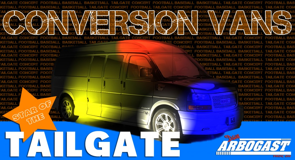 ConversionVanTailgate