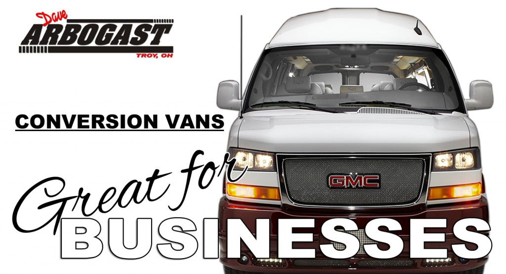 Conversion Vans For Business | Dave Arbogast