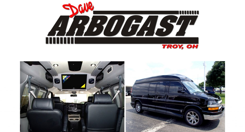 Conversion Van Travel | Dave Arbogast