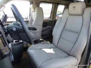 2016 Explorer Conversion Van Front Seats