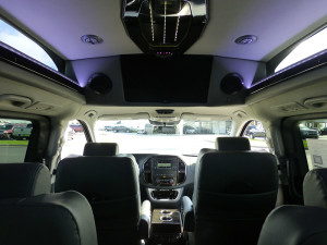 Mercedes Conversion Van Metris Entertainment