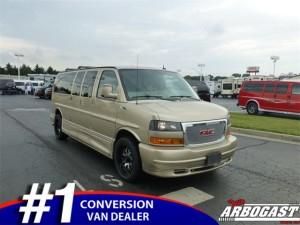 Waldoch-9 Passenger-Low-Top-Conversion-Van