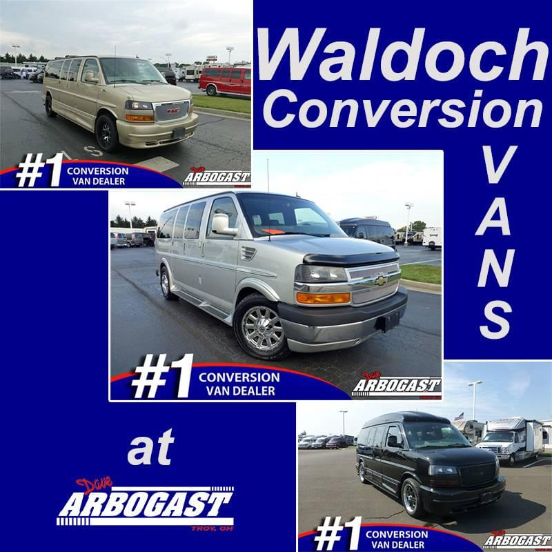 Conversion Vans by Waldoch at Dave Arbogast