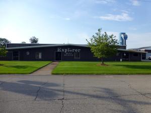Explorer Wood Division Building
